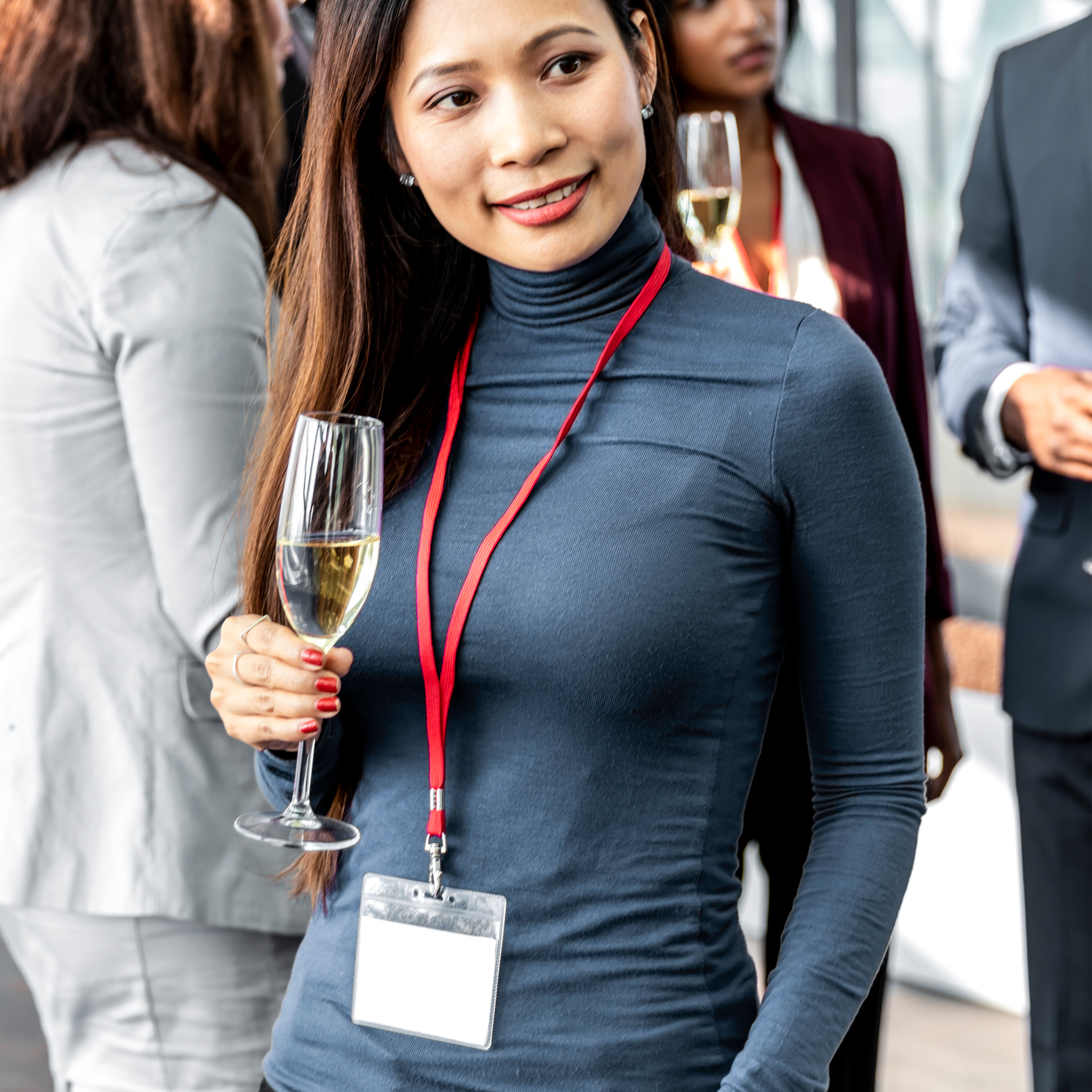 Badges Buttons & Lanyards